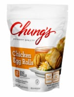 Chung's Chicken Egg Rolls 8 Count