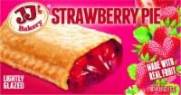 JJ's Bakery Strawberry Pie