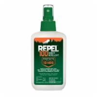 Repel 100 4 Oz. Insect Repellent Pump Spray HG-94108