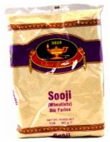 Deep Foods Sooji Wheatlets Ble Farina Flour - 2 lb