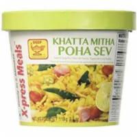 Deep X-Press Meals Khatta Mitha Poha Sev - 110 Gm - 1 unit