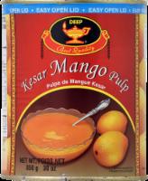 Deep Foods Kesar Mango Pulp