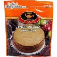 Deep Bajri Dhebra Khakhara - 6.3 Oz - 1 unit