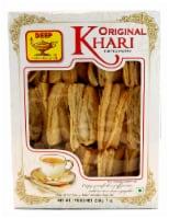 Deep Foods Original Khari Puffed Pastry