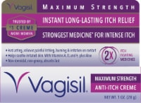 Vagisil Maximum Strength Anti-Itch Creme