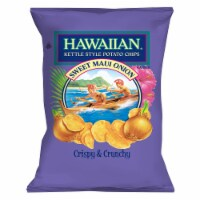 Hawaiian Sweet Maui Onion Kettle Style Potato Chips - 16 oz