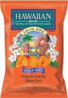Hawaiian Luau BBQ Kettle Style Potato Chips - 15 oz