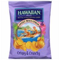 Tim's Hawaiian Sweet Maui Onion Kettle Chips - 2 Oz