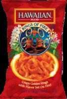 Hawaiian Rings Of Fire Onion Rings Snacks