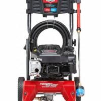Briggs & Stratton Pressure Washer,3100 psi,39-1/2  H - 1