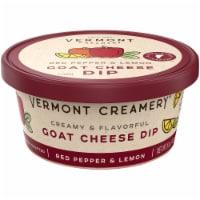Vermont Creamery Red Pepper & Lemon Goat Cheese Dip
