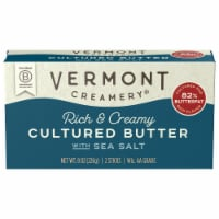 Vermont Creamery Sea Salt Cultured Butter