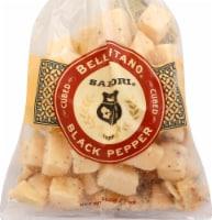 Sartori Black Pepper BellaVitano Cheese Cubes