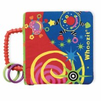 Manhattan Toy Whoozit Photo Album Soft Cloth Book for Baby - 1 Each