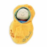 Manhattan Toy Snuggle Pod Lil' Peanut First Baby Doll with Cozy Sleep Sack - 1 Each