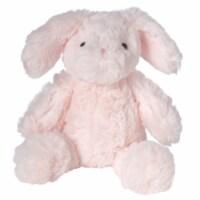 "Manhattan Toy Lovelies Pink Binky Bunny Plush Animal Toy, 8"" - 1 Each"