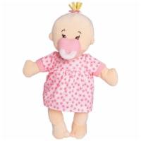 """Manhattan Toy Wee Baby Stella Peach 12"""" Soft Baby Doll - 1 Each"""