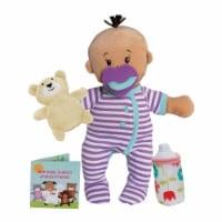 """Manhattan Toy Wee Baby Stella Beige Sleepy Times Scent 12"""" Soft Baby Doll Set - 1 Each"""