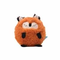 Manhattan Toy Squeezmeez Squeezable Fox Stuffed Animal - 1 Each