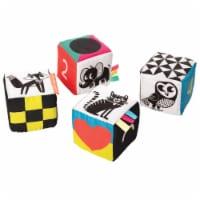 Manhattan Toy Wimmer-Ferguson Mind Cubes Soft Baby Activity Toy - 1 Each