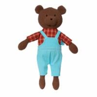 "Manhattan Toy Camp Acorn Bear Stuffed Animal, 12"" - 1 Each"