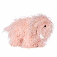 "Manhattan Toy Woolly Mammoth Stuffed Animal 18"" Long x 11"" Tall Plush Toy - 1 Each"