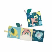 Manhattan Toy Songbird Soft Activity Pat Mat for Babies with Teether, Crinkle Paper - 1 Each