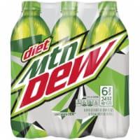 Diet Mountain Dew Soda