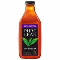 Pure Leaf Extra Sweet Tea Brewed Iced Tea Bottle