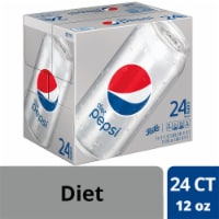 Diet Pepsi Cola Soda