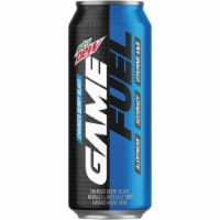 Mountain Dew Game Fuel Charged Berry Blast Energy Drink
