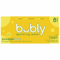Bubly Pineapple Sparkling Water