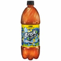 Brisk Iced Tea Lemon 1 Liter Bottle