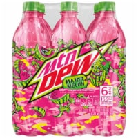 Mountain Dew Major Melon Soda