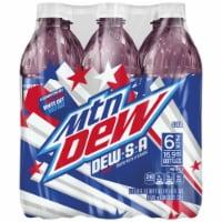 Mountain Dew Dew-S-A Soda