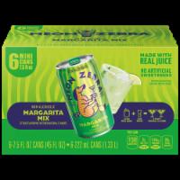 Neon Zebra Citrus Flavor Margarita Mix