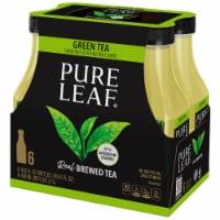 Pure Leaf® Real Brewed Green Tea - 6 bottles / 16.9 fl oz