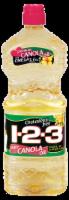 1-2-3 Pure Canola Oil - 33.8 fl oz