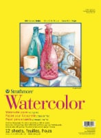 Strathmore 300 Series Watercolor Paper - White