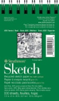 Strathmore 400 Series Pocket Sketch Pad - White