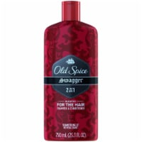 Old Spice Swagger 2-In-1 Shampoo & Conditioner
