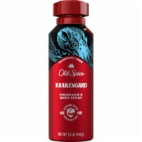Old Spice Krakengard Aluminum Free Body Spray