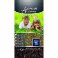 Americas Favorite 861482 2 lbs True Blue Bluegrass Blend Seed, Navy - 1