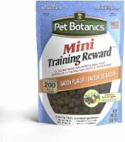 Pet Botanics Training Rewards Mini Treats For Dogs, Bacon, 4 Oz. - 1