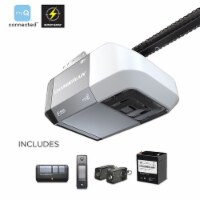 Chamberlain MyQ 1/2 hp Chain Drive WiFi Compatible Garage Door Opener - Case Of: 1; Each Pack - Count of: 1
