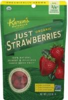 Karen's Naturals Organic Just Strawberries