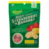 Karen's Naturals Just Strawberries and Bananas