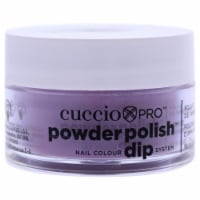 Cuccio Pro Powder Polish Nail Colour Dip System  Bright Grape Purple Nail Powder 0.5 oz - 0.5 oz