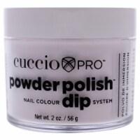 Cuccio Pro Powder Polish Nail Colour Dip System  Base Coat Powder Nail Powder 1.6 oz - 1.6 oz