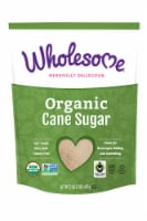 Wholesome Sweeteners Organic Sugar Evaporated Cane Juice